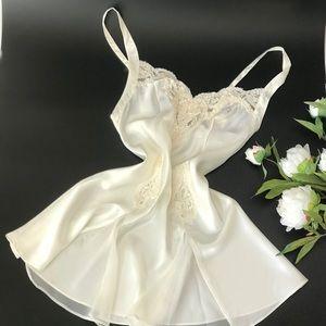 NWT Vintage Victoria's Secret Slip Dress